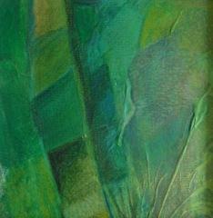 Bild 10, 2002, Mischtechnik auf Papier ca. 20x01 cm