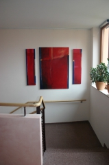 Treppenhaus Paracelsus Klinik Bad Liebezell Unterlengenhardt