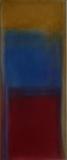 I 2009, Acryl auf Leinwand, 100x50 cm