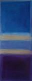 II  2009, Acryl auf Leinwand, 100x50 cm