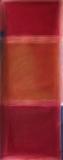 III  2009, Acryl auf Leinwand, 100x50 cm