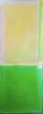 V  2009, Acryl auf Leinwand, 100x50 cm