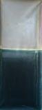 XI  2009, Acryl auf Leinwand, 100x50 cm