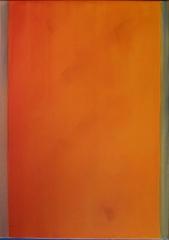 II 2016, Acryl auf Leinwand, 70x50 cm