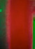 Komposition in rot 2010 Acrylauf Leinwand, 70 x 50