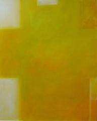 o.T. 2001, Acryl auf Leinwand 100x 80 cm